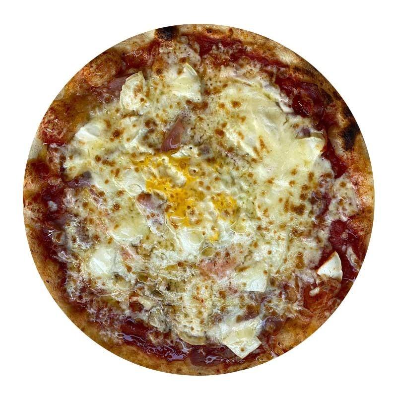 pizza-chèvre-miel