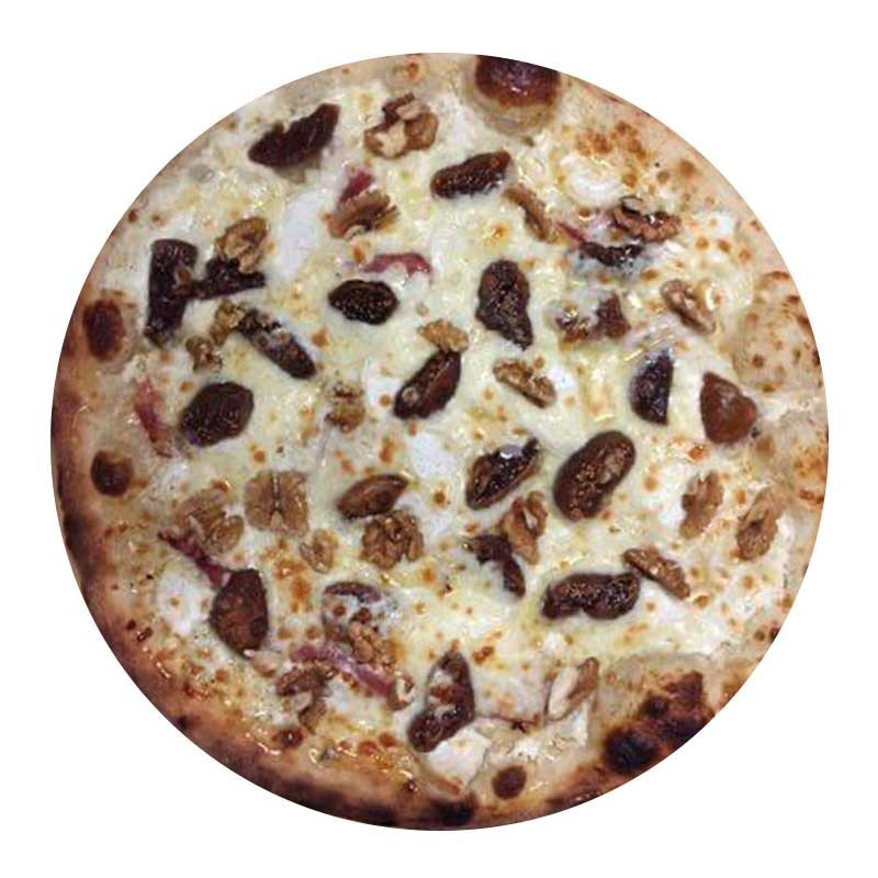 pizza-chèvre-figues