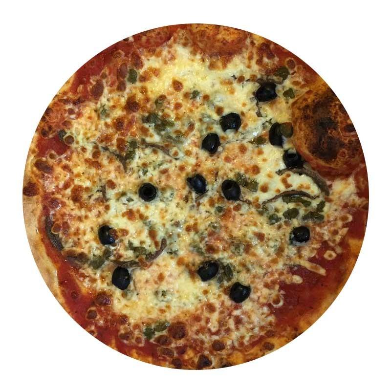 pizza-napolitaine